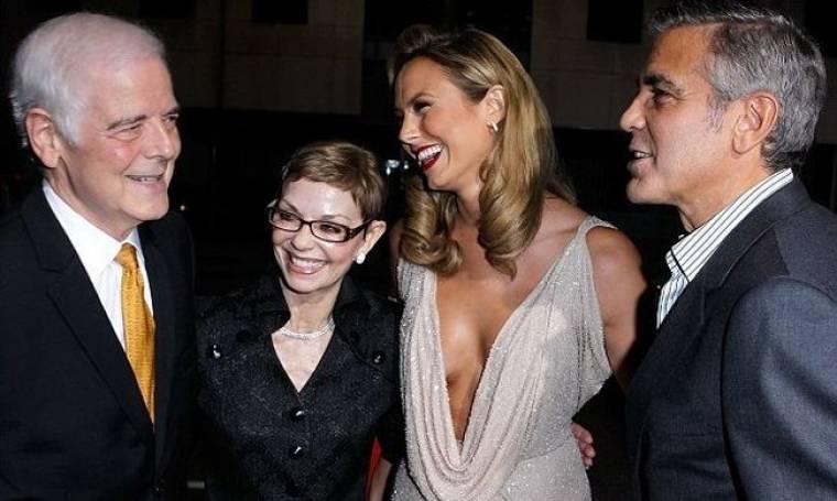 Όταν η Stacey Keibler γνώρισε τους γονείς του George Clooney