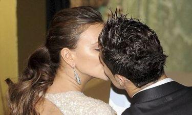 Τα «Καυτά» φιλιά του Ronaldo με την Irina Shayk!