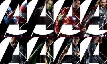 Τα νέα πόστερ του Avengers
