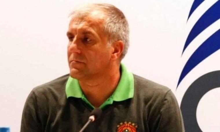 Ομπράντοβιτς: «Δεν θέλω να πω ότι δεν προσπαθήσαμε»