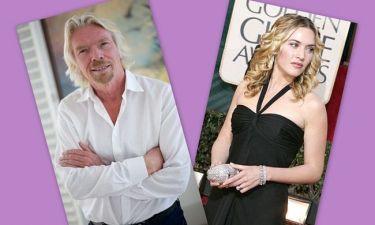 Richard Branson: Θα πάω την Kate Winslet στο ναυάγιο του Τιτανικού