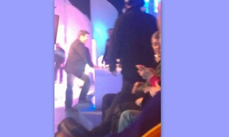 Ο Γιάννης Λάτσιος στο Dancing On Ice! (φωτό)