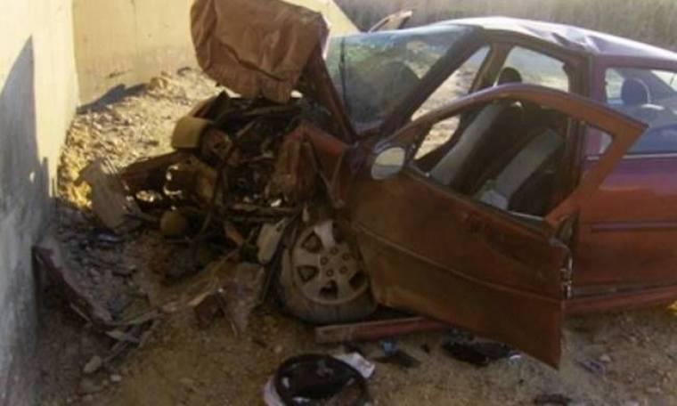 Σοκ από τροχαίο ατύχημα στην Ηλεία