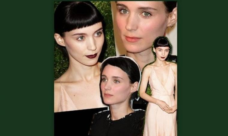 Υιοθετήστε το look της Rooney Mara