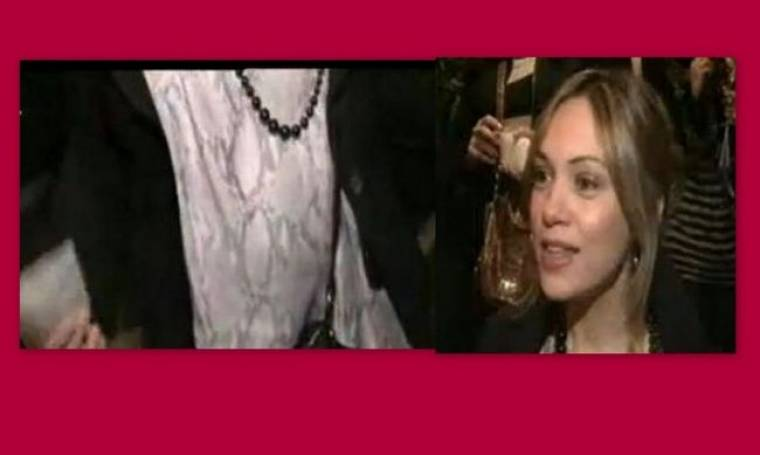 Δείτε την Λίνα Σακκά 7  μηνών έγκυο!