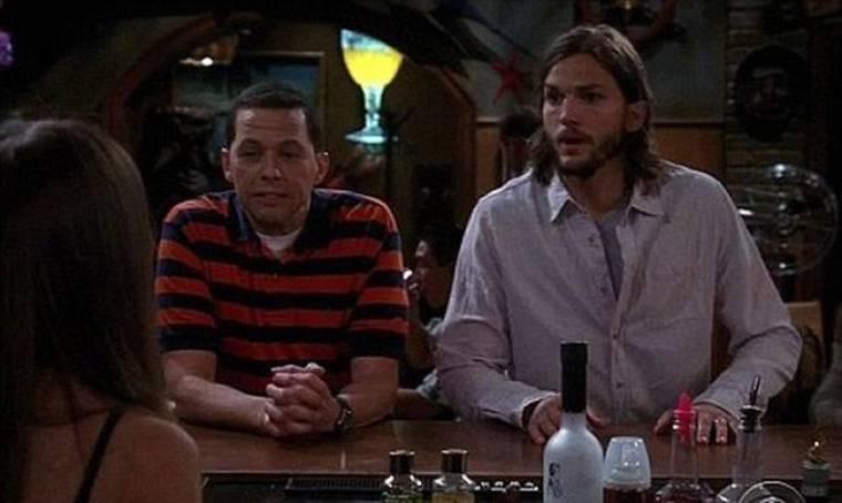 Ο Ashton Kutcher χωρίς τη… βέρα