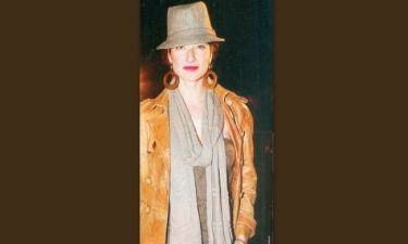 Άντζελα Ευριπίδη: Πήρε το καπελάκι της και…
