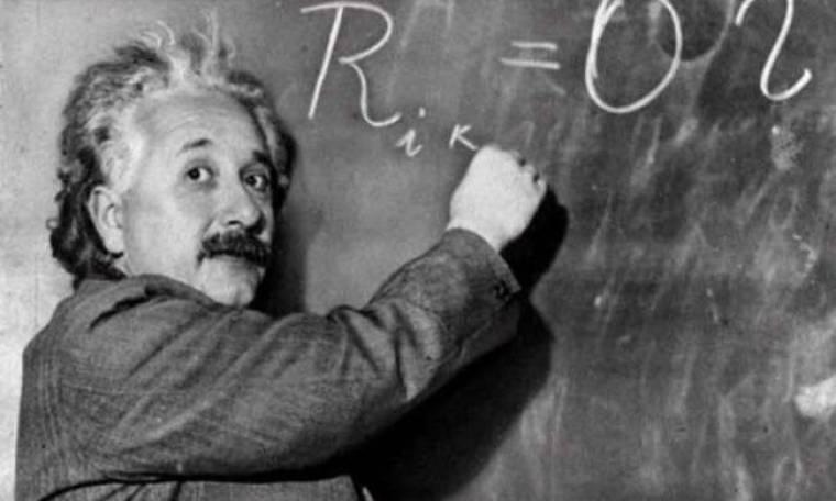 Σε «προθήκη» το μυαλό του Αϊνστάιν
