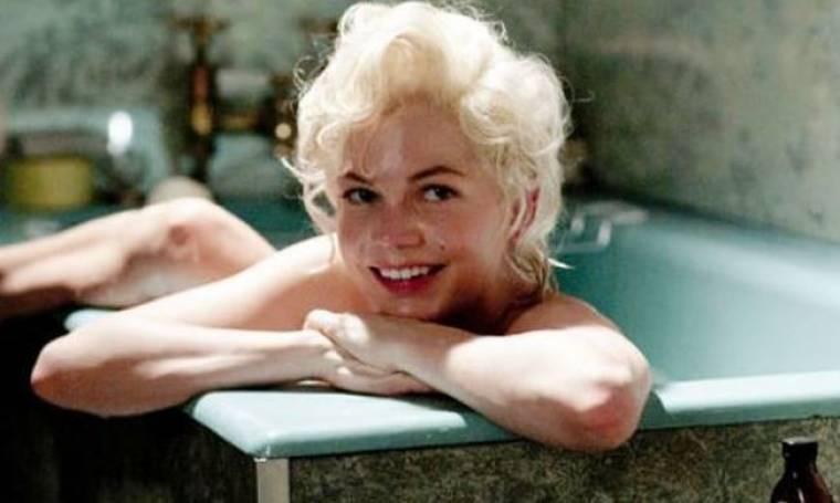 Η Michelle Williams υποδυόταν τη Monroe ακόμη και στο σπίτι