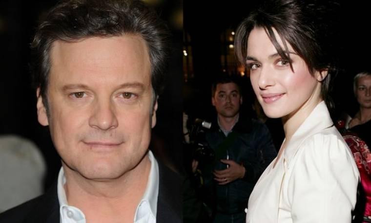 Rachel Weisz και Colin Firth μαζί σε ταινία
