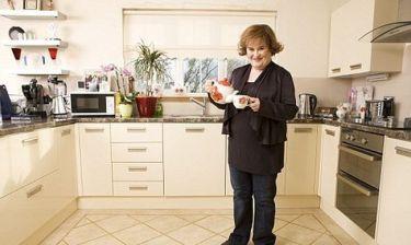 Το νέο σπίτι της Susan Boyle