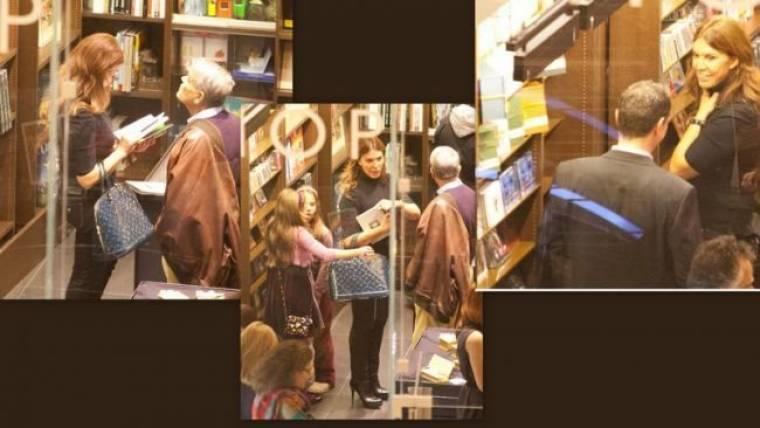 Παπαράτσι: Η Βάνα Μπάρμπα κάνει shopping με την κόρη της Φαίδρα (1) – (nasos blog)