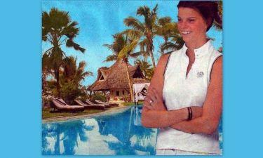 Αθηνά Ωνάση: Μετέτρεψε σε ξενοδοχείο πολυτελείας το σπίτι της μητέρας της