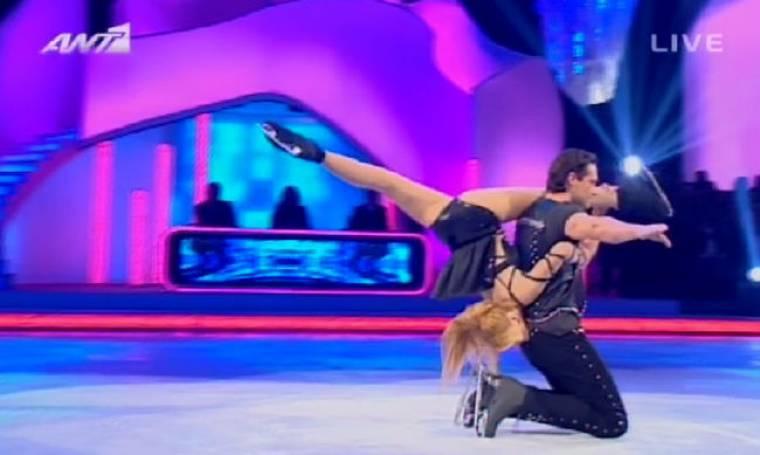 Η ροκ χορογραφία του Κώστα Φραγκολιά