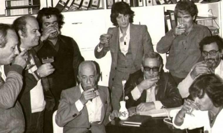 Το τελευταίο αντίο του Κώστα Χαρδαβέλλα στον Βαγγέλη Λιβαδά