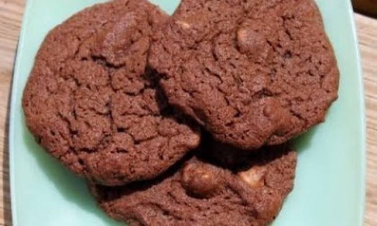 Τέλεια cookies χωρίς ψήσιμο!