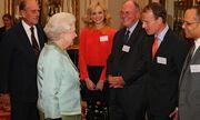 Kate και William: Οικοδεσπότες στο Buckingham μαζί με τη βασίλισσα