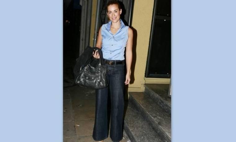 «Μου αρέσουν τα ρούχα με το πιο αυστηρό στυλ», δήλωσε η Εύα Αντωνοπούλου