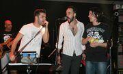 Μουζουράκης- Ασημάκης: Υποδέχτηκαν τους φίλους τους