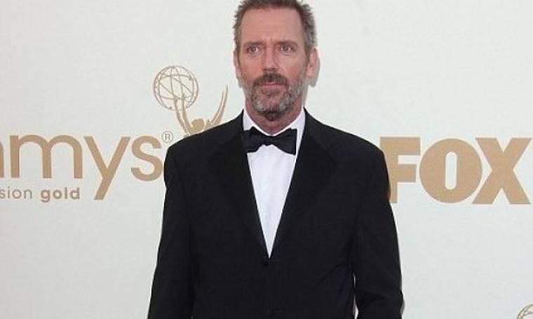 Ο Hugh Laurie εγκαταλείπει τη μικρή οθόνη