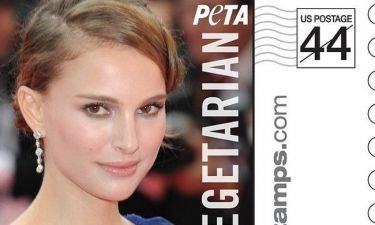 Τα «χορτοφάγα» γραμματόσημα της PETA