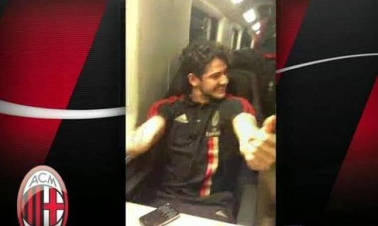 Video: Ρομπίνιο, Τιάγκο Σίλβα και Πάτο χορεύουν… «Ai se eu te pego»