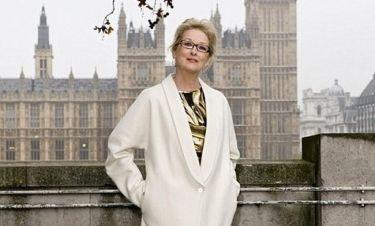Meryl Streep: Πήρε ήδη το πρώτο της βραβείο για το Iron Lady