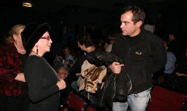 Νόνικα Γαληνέα-Κωνσταντίνος Μαρκουλάκης: Μία ευχάριστη συνάντηση