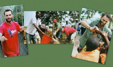 Παναγιώτης Μπουγιούρης: Εννέα μέρες στην εθελοντική αποστολή της ActionAid