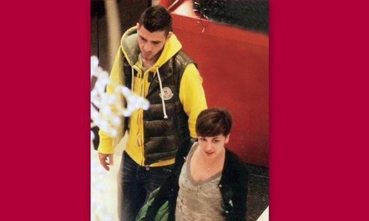 Κώστας Κατσουράνης: Χριστουγεννιάτικα ψώνια με την σύζυγό του