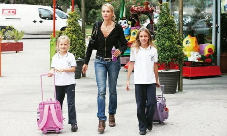 Αννίτα Ναθαναήλ: Ποια είναι η πιο ωραία έκπληξη που της έκαναν οι κόρες της;