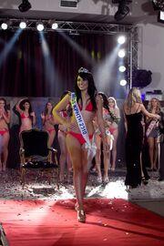 H Miss Κρήτη στο World Miss University 2011