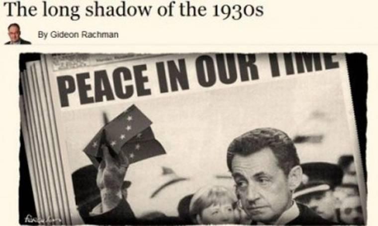 Financial Times: «Βλέπουν» κραχ και Παγκόσμιο Πόλεμο