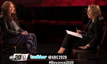Video: Η Beyonce και οι λιγούρες της στην Katie Couric