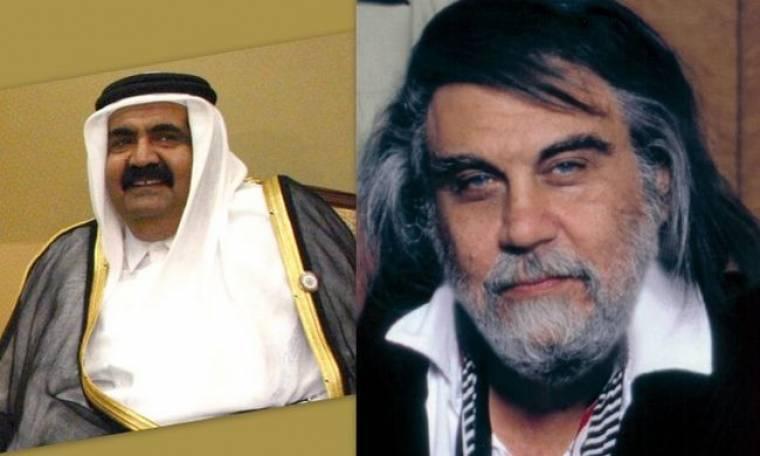 Η πρόσκληση του εμίρη του Κατάρ στον Βαγγέλη Παπαθανασίου