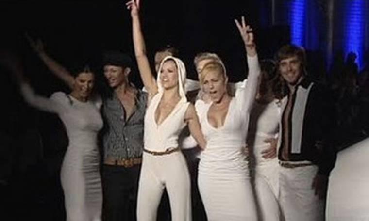 VIDEO: Γκρίνια και παράπονα στο «Dancing on ice»