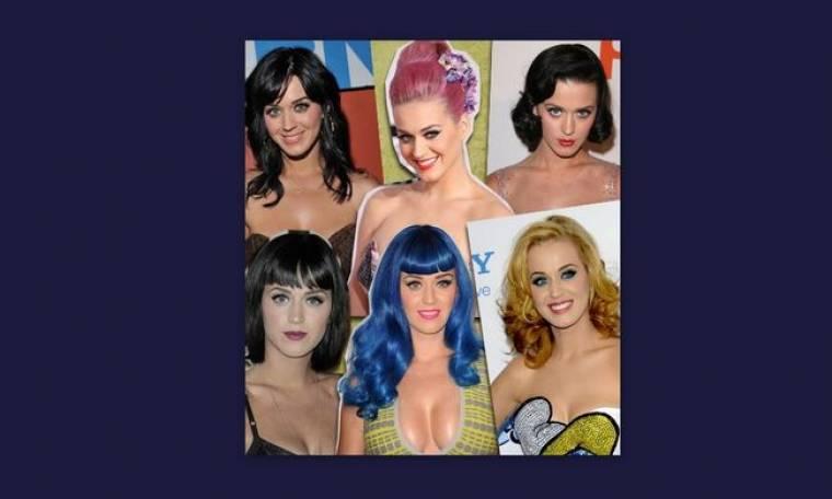 Katy Perry: Το χθες και το σήμερα