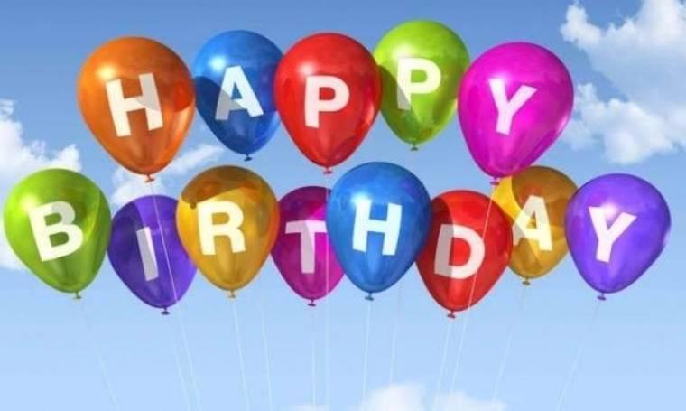 Σήμερα έχω τα γενέθλιά μου! Τι προβλέπουν τα άστρα;