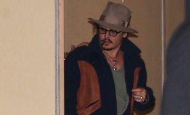 Video: Ο Johnny Depp σε συναυλία του Iggy Pop
