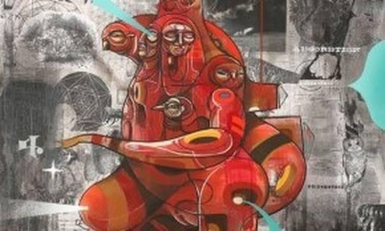 Διαστημικά γκράφιτι