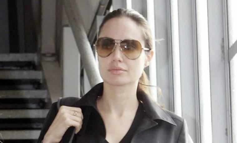 «Η Angelina Jolie μού έκλεψε την ιστορία»