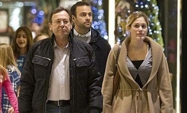 Ανδρέας Φουστάνος: Βόλτα με την κόρη του