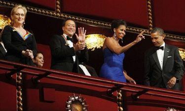 Η λαμπερή βραδιά με οικοδεσπότη τον Πρόεδρο των ΗΠΑ
