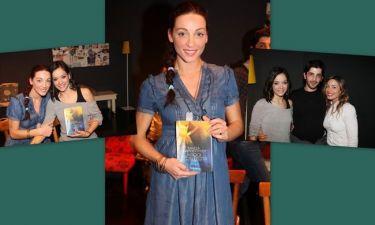 Η Βανέσα Αδαμοπούλου παρουσίασε το βιβλίο της