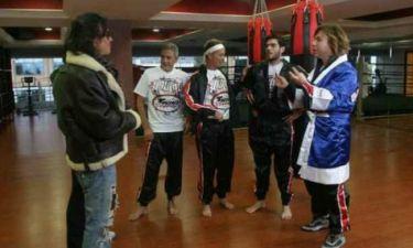 Video: Οι Fab 5 ανέβηκαν στο ring!