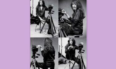 Η Angelina Jolie κάνει γκριμάτσες στο… Marie Claire