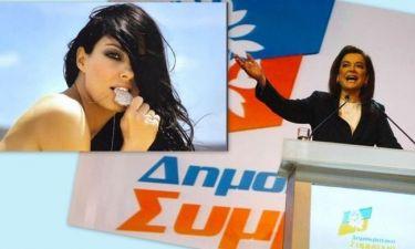 Μαρία Βολονάκη: Μία τραγουδίστρια με… πολιτικό μέλλον!