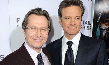Πρεμιέρα για τους… κατασκόπους Gary Oldman και Colin Firth