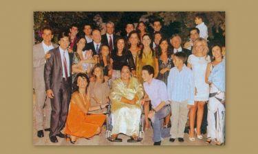 Το άλμπουμ ζωής της οικογένειας Μητσοτάκη