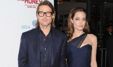 Angelina και Brad: Πρεμιέρα στο Λος Άντζελες